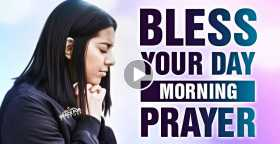 Start Your Day With This Morning Prayer - Christian Motivation