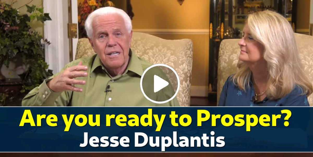 Special Message: Are you ready to Prosper? - Jesse Duplantis (June-05-2020)