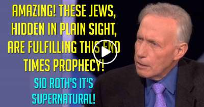 Amazing! These Jews, Hidden in Plain Sight, Are Fulfilling This End Times Prophecy! -  Sid Roth's It's Supernatural! (September-04-2019)