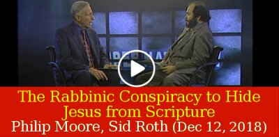 The Rabbinic Conspiracy to Hide Jesus from Scripture | Dr. Philip Moore - Sid Roth's It's Supernatural! (December 12, 2018)