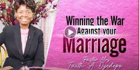 Winning the War Against your Marriage - Faith A. Oyedepo (December-02-2020)
