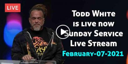 Todd White is live now - Sunday Service Live Stream (February-07-2021)