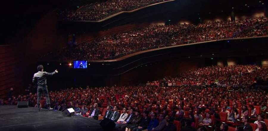 Healed By The Power Of God During Church Services - Joseph Prince