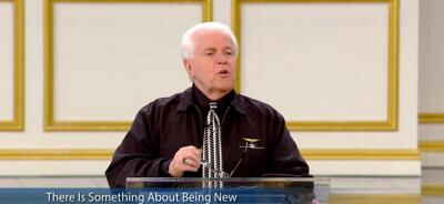 There Is Something About Being New - Jesse Duplantis (05-03-2018)