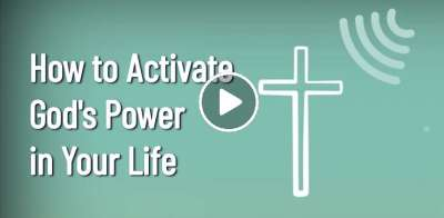 How to Activate God's Power in Your Life - Tony Evans (June-28-2019)