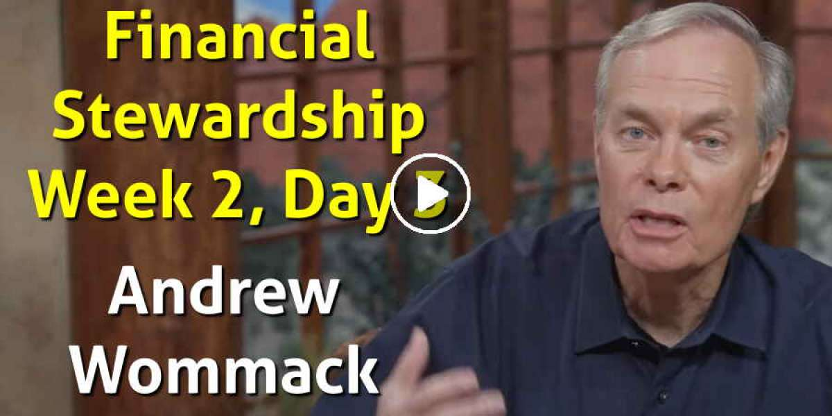 Financial Stewardship - Week 2, Day 3 - The Gospel Truth - Andrew Wommack