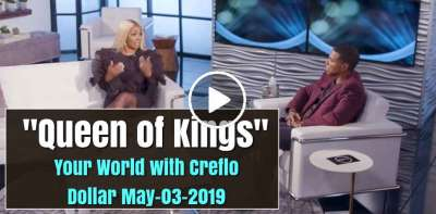 """Queen of Kings"" on Your World with Creflo Dollar (May-03-2019)"