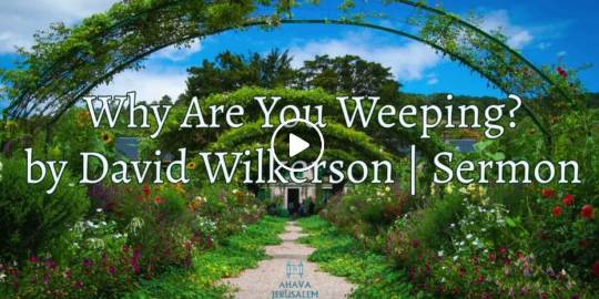 David Wilkerson - Woman, Why Are you Weeping (May-02-2021)
