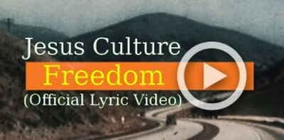 Jesus Culture (October 12, 2018) - Freedom (Official Lyric Video)