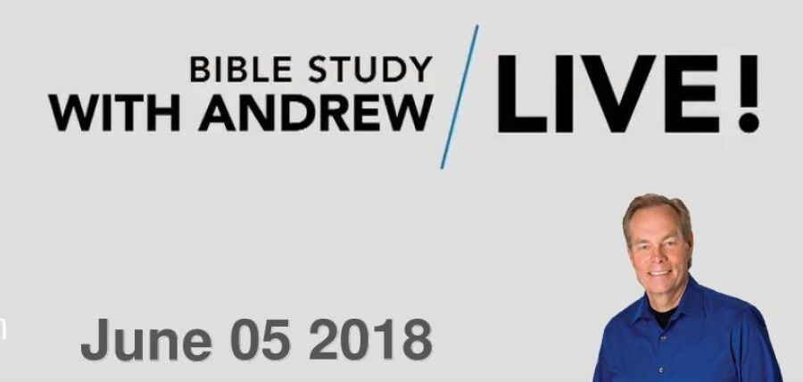 Andrew Wommack Live Bible Study - Jun 05 2018