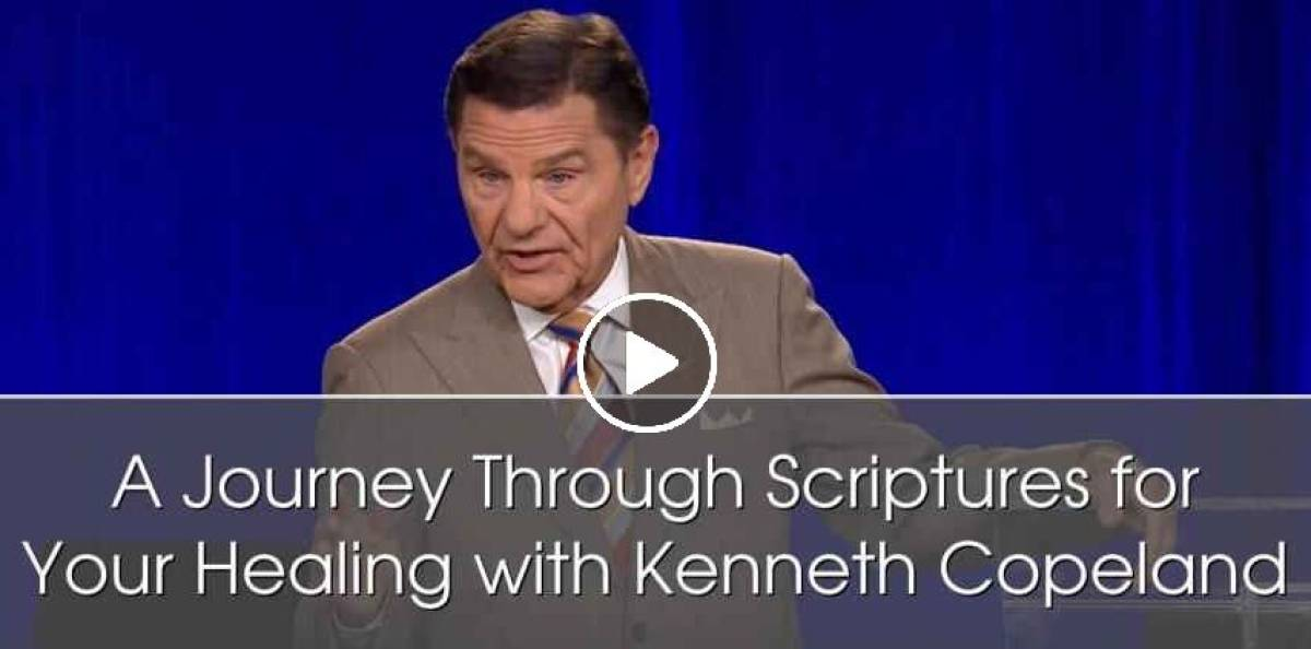 A Journey Through Scriptures for Your Healing with Kenneth Copeland (14-Feb-2018)