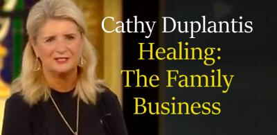 Healing: The Family Business 20 Feb.2018 - Cathy Duplantis (Jesse Duplantis Ministries)