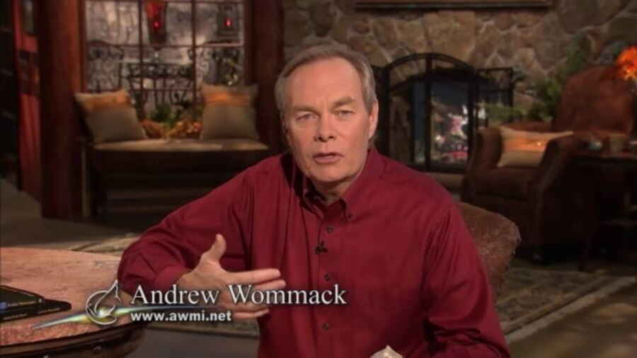 Andrew Wommack - The Baptism of the Holy Spirit - Week 1, Day 2 -The Gospel Truth