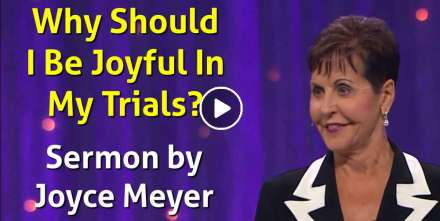 Joyce Meyer Sermons 2019 Online | New and old preach, daily