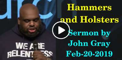 Hammers and Holsters - John Gray (February-20-2019)