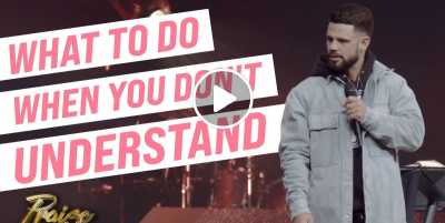 Steven Furtick - Tell God About Your Troubles (July-11-2020)