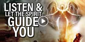 A Powerful Prayer To Be Led By The Holy Spirit - Christian Motivation