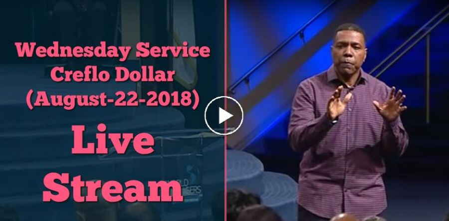 Creflo Dollar, Wednesday Service (Aug 22, 2018) - Overcoming a Hardened Heart Pt.2