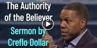 The Authority of the Believer - Creflo Dollar (April-06-2020)