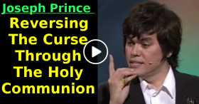 Joseph Prince - Reversing The Curse Through The Holy Communion (October-25-2020)