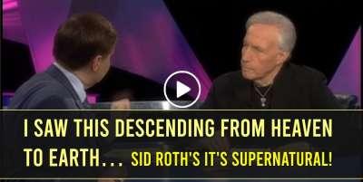 I Saw This Descending from Heaven to Earth… - Sid Roth's It's Supernatural! (November-01-2019)