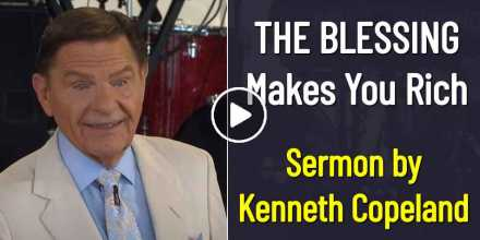 THE BLESSING Makes You Rich - Kenneth Copeland (September-21-2020)