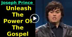 Joseph Prince - Unleash The Power Of The Gospel (October-21-2020)