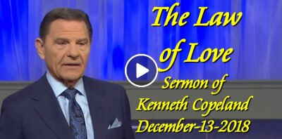 The Law of Love - Kenneth Copeland (December-13-2018)