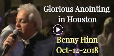 Benny Hinn - Glorious Anointing in Houston (October-12-2018)