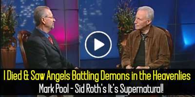 I Died & Saw Angels Battling Demons in the Heavenlies | Mark Pool - Sid Roth's It's Supernatural! (April-09-2020)