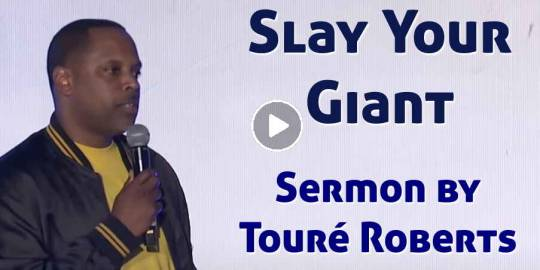 Slay Your Giant - Touré Roberts (May-03-2021)
