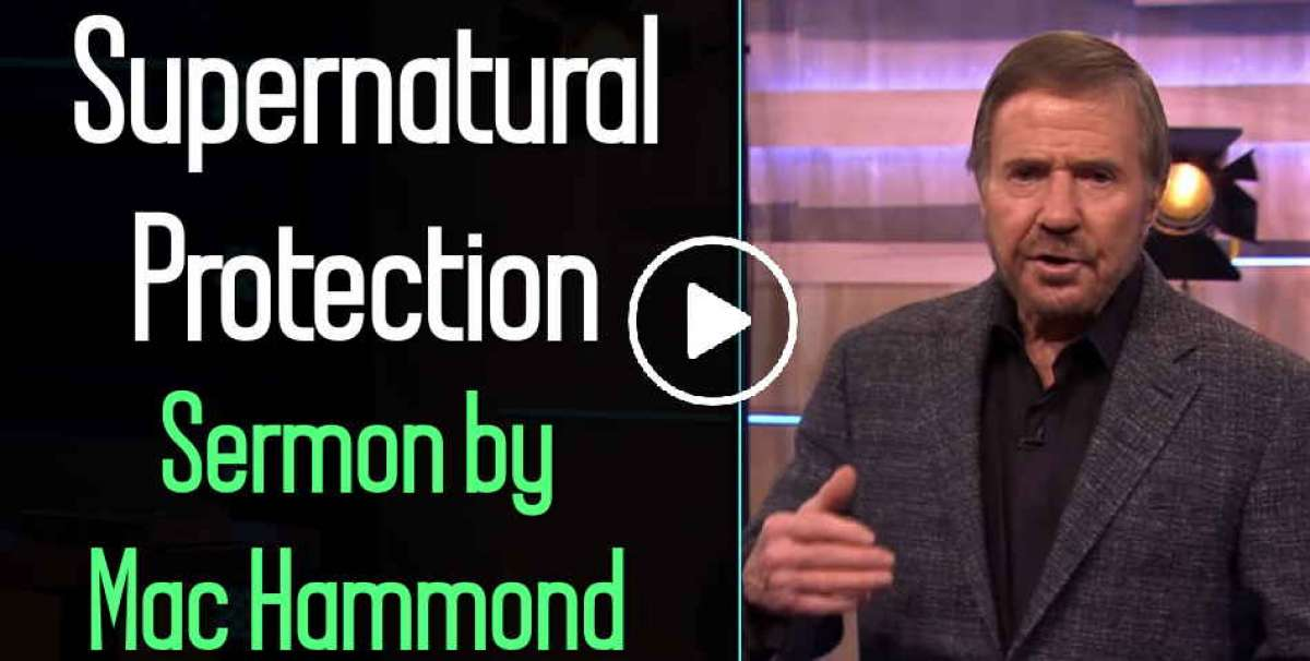 Supernatural Protection - Mac Hammond (March-22-2020)