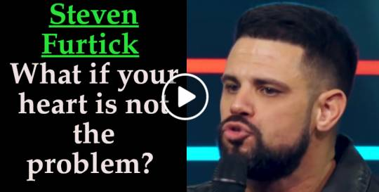 What if your heart is not the problem? - Steven Furtick (March-01-2019)