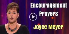 Encouragement Prayers - Joyce Meyer (October-25-2020)