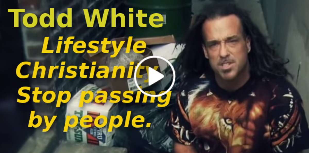Todd White - Lifestyle Christianity - Stop passing by people (October-16-2019)