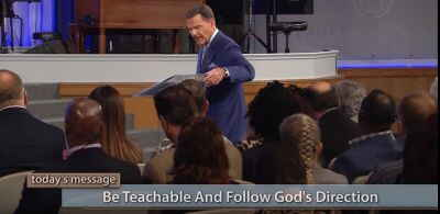 Be Teachable and Follow God's Direction - Kenneth Copeland (April-26-2018)