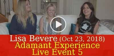Lisa Bevere (October 23, 2018) - Adamant Experience Live Event 5