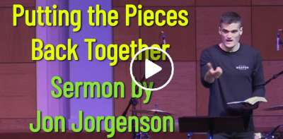 Putting the Pieces Back Together - Jon Jorgenson (June-28-2019)