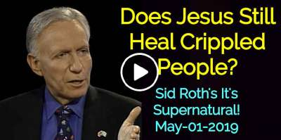 Does Jesus Still Heal Crippled People? - Sid Roth's It's Supernatural! (May-01-2019)