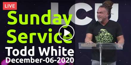Todd White is live now - Sunday Service Live Stream (December-06-2020)
