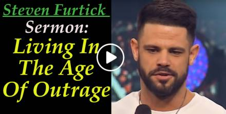 Living In The Age Of Outrage - Pastor Steven Furtick (January-15-2019)
