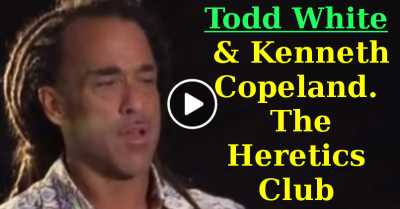 The Heretics Club: Todd White & Kenneth Copeland.(June-28-2020)