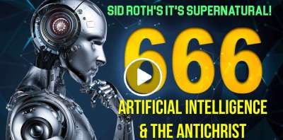 Sid Roth Sunday Show March-10-2019 - Artificial Intelligence & the Antichrist | Mark Biltz