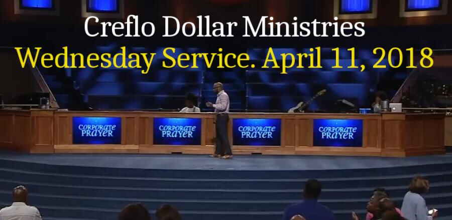 Wednesday Service. April 11, 2018 Sin: A Defeated Foe - Kenneth Terry