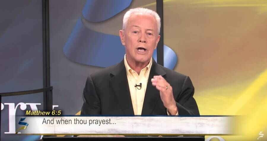 Jerry Savelle - Prayer of Petition - Part 2