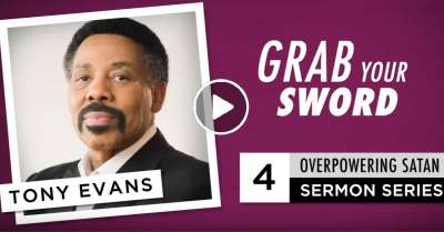 Grab Your Sword - Audio Sermon by Tony Evans (August-30-2019)