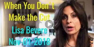 When You Don't Make the Cut - Lisa Bevere (November-01-2018)