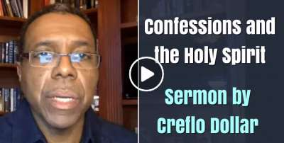 Confessions and the Holy Spirit - Creflo Dollar (April-15-2020)