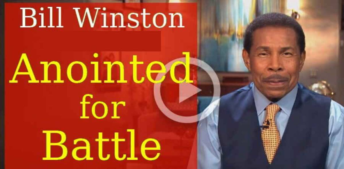 Bill Winston Ministries (October 5, 2018) - Anointed for Battle, The Greater Works Volume 2