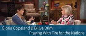 Praying With Fire for the Nations - Gloria Copeland